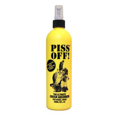 Spa Deluxe Piss Off Odour 250Ml