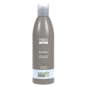 Nano Rejuvenating Keratin Shampoo 8Oz