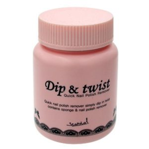 Dip and Twist  Quick Nail Polish Remover