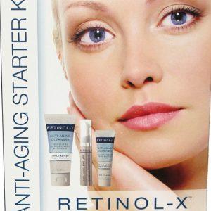 Retinol-X Anti Aging Starter Kit