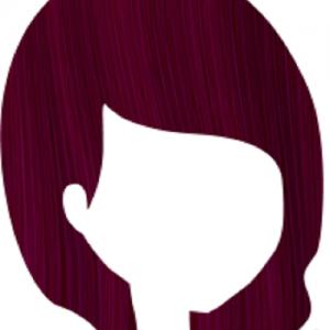 Crazy Colour Burgundy 100Ml