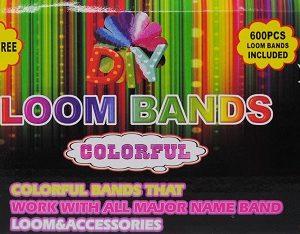 Loom Bands 600PCS