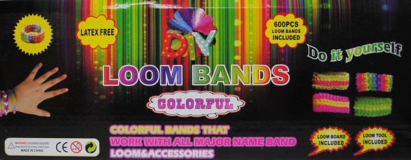 Loom Bands 600PCS