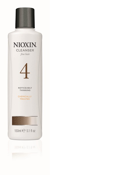 Nioxin System 4 Cleanser 300Ml