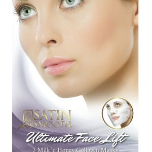 Satin Smooth Collagen Full Face Mask
