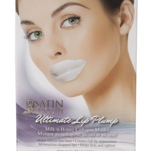 Satin Smooth Collagen Lip Mask
