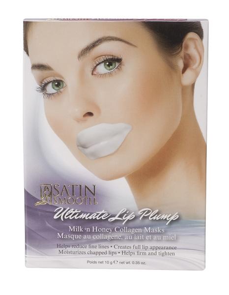 Satin Smooth Collagen Lip Mask