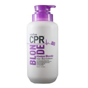 Vita 5 CPR Blonde Serious Blonde Toning & Intensive Masque 900ml