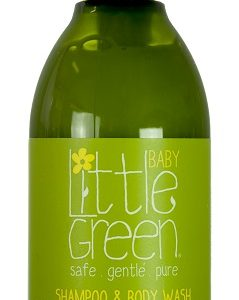 Little Green Baby Shampoo and body wash 240ml