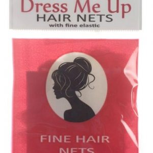 Hair Net Medium Brown 2 Pack