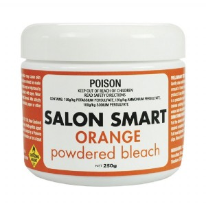Salon Smart Orange Powdered Bleach 250gm