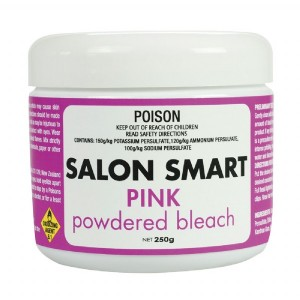 Salon Smart Pink Powdered Bleach 250gm