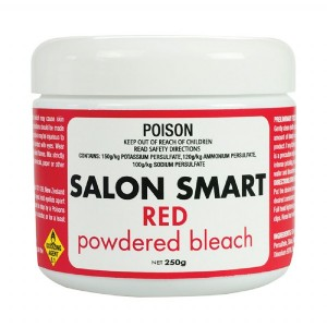 Salon Smart Red Powdered Bleach 250gm