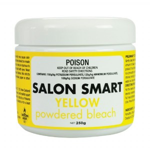 Salon Smart Yellow Powdered Bleach 250gm
