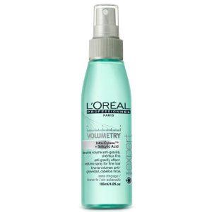 Series Expert Volumetry Spray Anti-gravity volumising mist, for fine hair