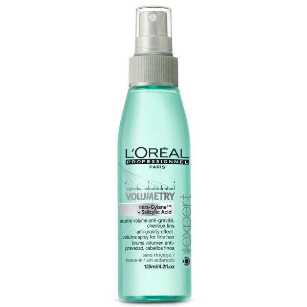 Series Expert Volumetry Spray Anti-gravity volumising mist, for fine hair