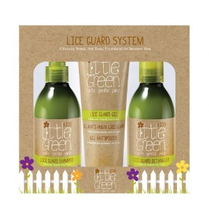 Little Green Kids Lice Guard Set