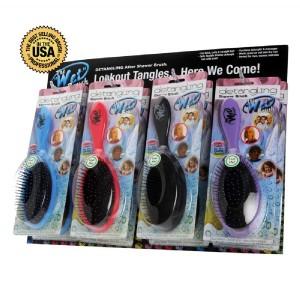 The Wet Brush Detangling Brush Assorted Colours