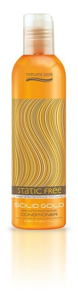 Natural Look Static Free Fm R&B Shampoo 250Ml