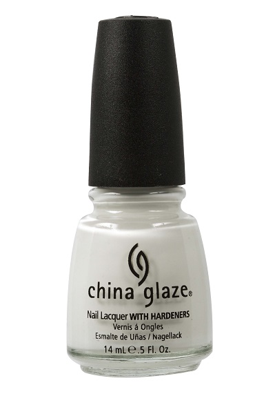 China Glaze White on White