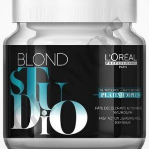 Loreal Blond Studio Platinium Lightening Paste Blue