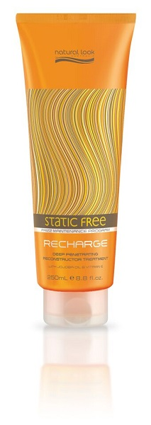 Natural Look Static Free Fm Recharge 250Ml
