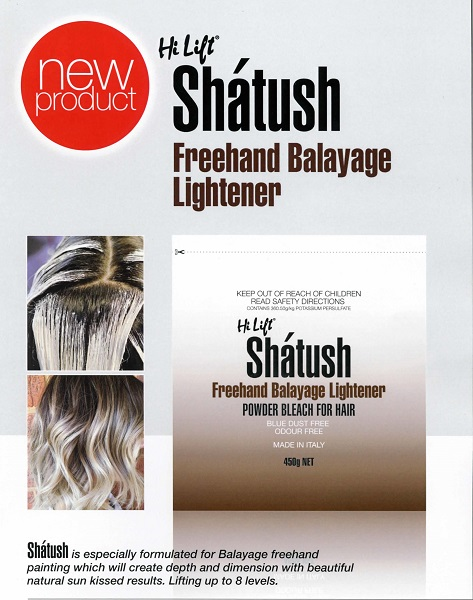 Shatush Balayage Bleach 450gm
