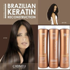 Cadiveu Brazilian Keratin Kit 110ml