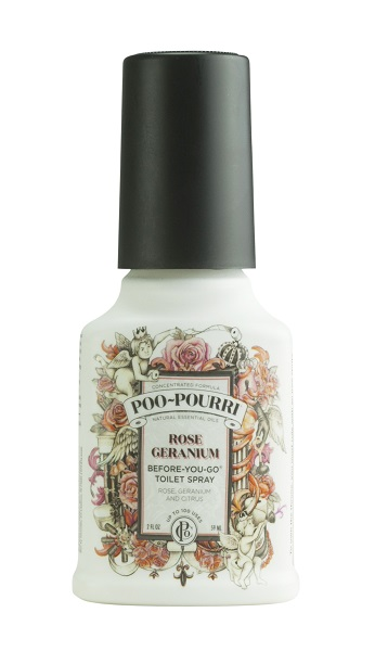 Poo Pourri Rose Geranium 59ml