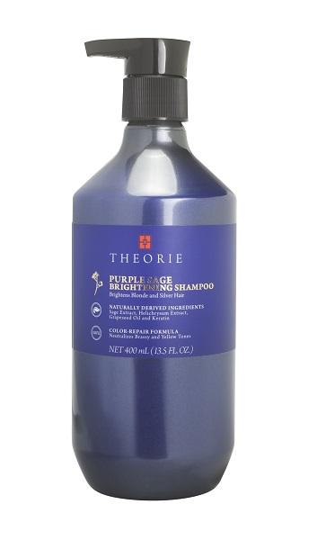 Theorie Purple Sage Shampoo 400ml