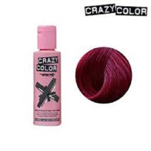 Crazy Colour Aubergine 100ml