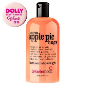 Treaclemoon Warm Apple Pie Hugs Bath & Shower Gel 500ml