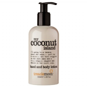 Treaclemoon My Coconut Hand & Body Lotion 350ml