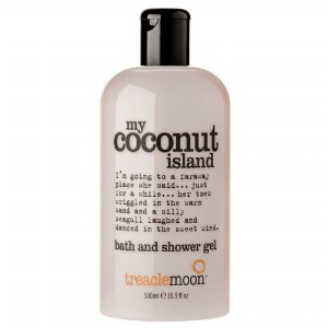 Treaclemoon My Coconut Island Bath & Shower Gel 500ml