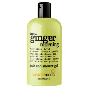 Treaclemoon One Ginger Morning Bath & Shower Gel 500ml