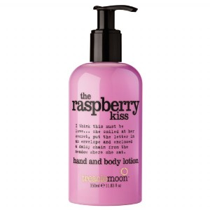 Treaclemoon The Raspberry Kiss Hand & Body Lotion 350ml