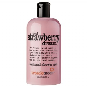 Treaclemoon Iced Strawberry Dream Bath & Shower 500ml