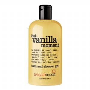 Treaclemoon That Vanilla Moment Bath & Shower Gel 500ml