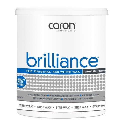 Caron Brilliance Xxx Wax Strip 800gm