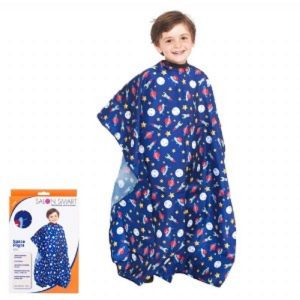 Salon SMart Space Flight Kids Cape
