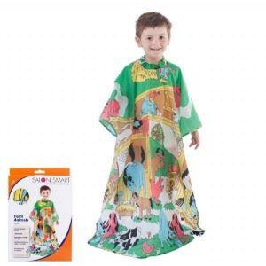 Salon Smart Animal Farm Kids Cape