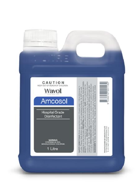 Amcosol Disinfectant 1 Ltr