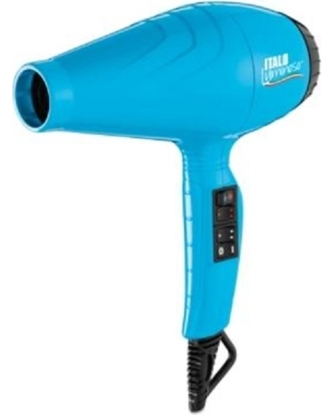 Babyliss Pro Luminoso Hair Dryer Blue