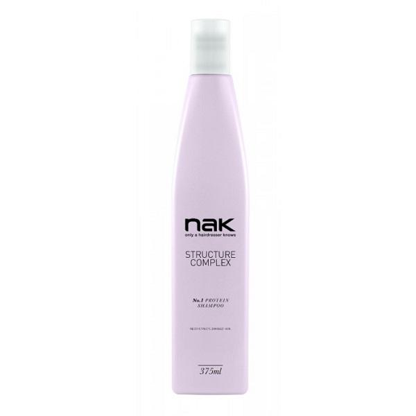 NAK Structure Complex Protein Shampoo 375ml