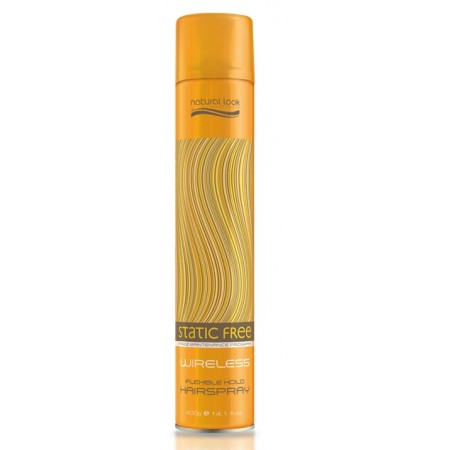Natural Look Static Free Wireless 520ml