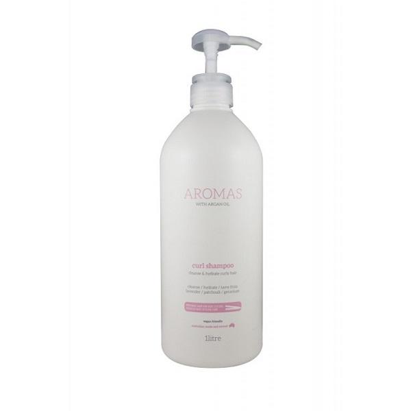 Nak Aromas With Argan Oil Curl Shampoo 1ltr