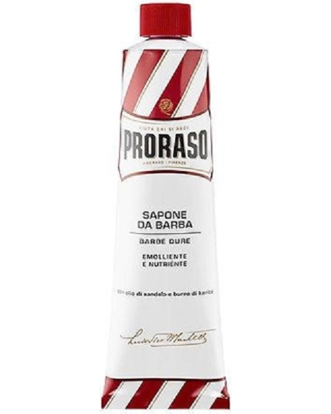 Proraso Shaving Cream Coarse Beards 150ml Tube