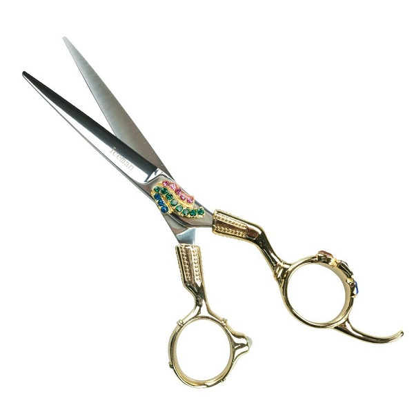 Iceman K Sutra Gold 5.5 Hairdressing Scissors