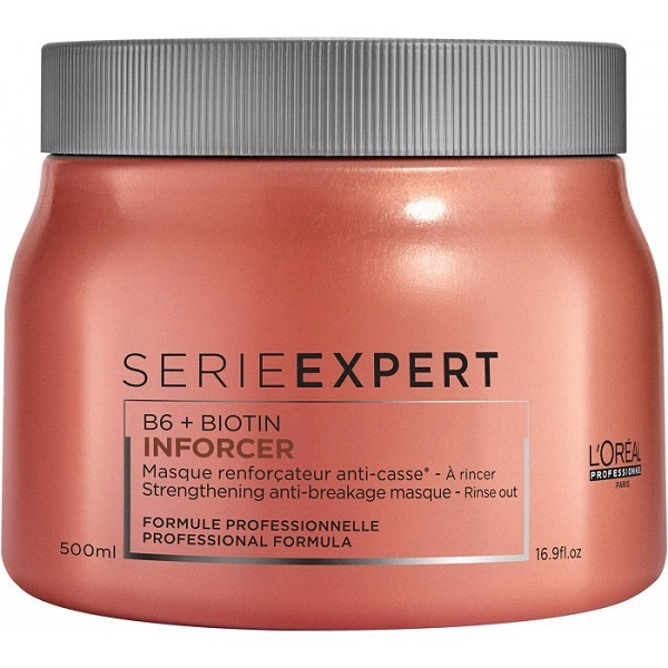 L'Oreal B6 + Biotin INFORCER Masque 500ml