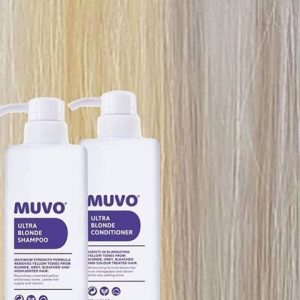 Muvo Ultra Blonde Shampoo 1ltr